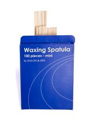 Waxing Spatula Mini 100pk