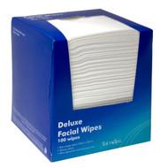 Deluxe Facial Wipes 100pk