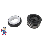 """Shaft Seal, PS-201, 3/4"""" Shaft, Buna Fits Most Vico, Sta-Rite and Power Right  Spa Pumps"""