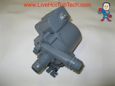 "Circulation Pump Grundfos, 115v, 1"" Barb, 12-18 GPM, New Style"