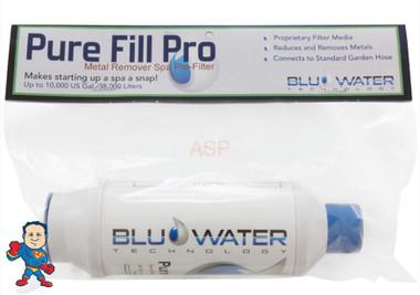 Pre-Filter, Pioneer H2O, 1200 gal., 0.5 Micron, Carbon Block, Attach to Waterhose