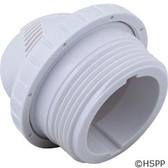 "Inlet Fitting, Infusion Venturi, 1-1/2""mpt, White Swimming Pool Heater"