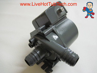 "Pump Circulation Grundfos 230v 1"" Barb 12-18 GPM New Style"