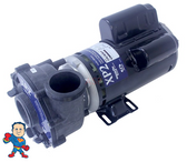 "Complete Pump, Aqua-Flo XP2, 1.5HP, 115v,48 frame, 2""x 2"", 1 or 2 Speed  13.3A/4.1A"