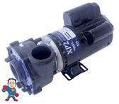 "Complete Pump, Aqua-Flo XP2, 1.5HP, 115v,48 frame, 2""x 2"", 1 or 2 Speed  13.3A/4.1A"