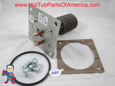 "Heater Element 5"" Flange 5.5kw Hot Tub Spa Part Brett Aqualine Gasket ORing Vita"