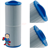 """Filter, Cartridge, 50sqft,  2""""female SAE Thread, 4-15/16"""", 13-1/2"""", Fits Some Four Winds Spas"""