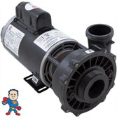 "Pump, Waterway Executive, 4.0hp, 230v, 2-spd, 56fr, 2-1/2"" x 2"""