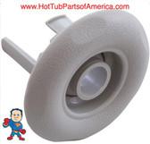 "Jet Internal, Pentair ,Luxury Micro, 2-1/2"" face diameter,Directional ,5 Scallop,Light Gray"