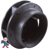 Impeller, Jacuzzi, Piranha,Thera-Max,Thera-Flo,2hp, Sundance Jacuzzi J Series Note: This Impeller will not look like the original but will work in the housing.. Base your choice on the amperage in this case about 10.0 Amps...