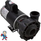 "Complete Pump, Aqua-Flo XP2e, 2.0HP, 230v, 56 frame, 2""x 2"", 1 or 2 Speed 9.0A/3.2A"