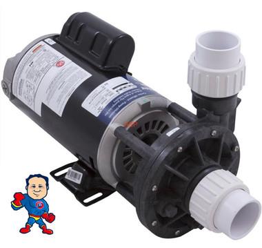 """Complete Pump, Aqua-Flo, FMHP, 1.5HP, 115v, 48fr, 1-1/2"""" x 1 1/2"""" , 1 or 2 Speed  13.3A"""
