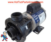 "Pump, Circulation, Gecko AquaFlo CMCP, 1/15hp, 115v, 1-1/2"", Center Discharge"