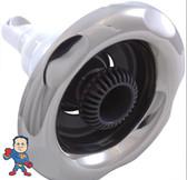 "Jet Internal, CMP, Typhoon 500, 5"" face diameter, Directional, 5 Scallop, Stainless Steel, Gray"