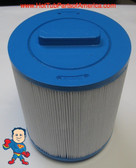 "Cartridge Filter 8"" x 7"" Wide 2""mpt 32sqft Master Spa Down East Coleman Maax"