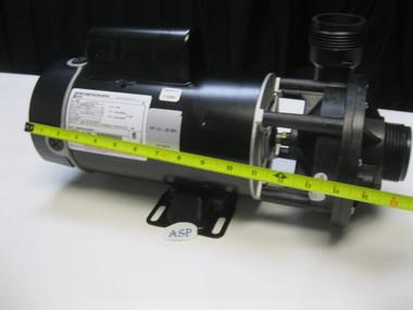 """Complete Pump, Aqua-Flo, FMHP, 1.0HP, 230v, 2-spd,48fr,1-1/2"""".1 or 2 Speed 7.7A"""