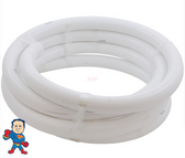 "2"" Flex White Pipe Roll of 25' for Hot tub Repair"