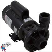 """Complete Pump, Aqua-Flo, FMHP, 1.0HP, 115v, 48fr, 1-1/2"""", 1 or 2 Speed"""