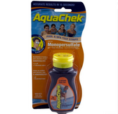 Test Strips, AquaChek Orange, 3-in-1, Monopersulfate, 50 ct