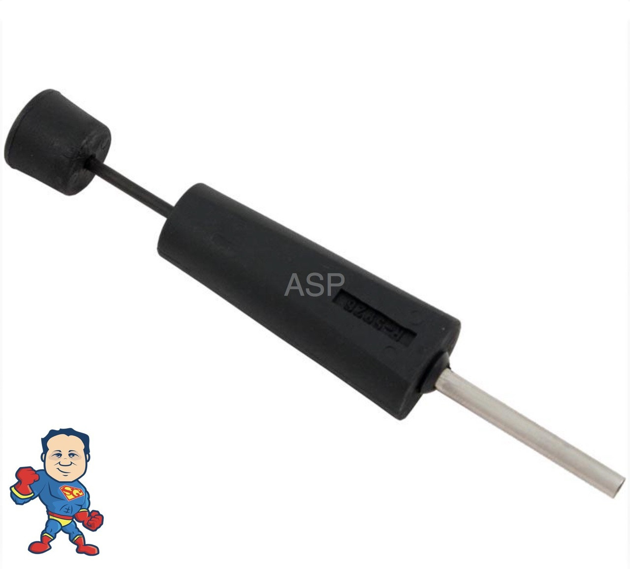 AMP Style Connector Tool for Pin Removal