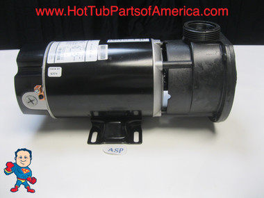 "Complete Pump, Aqua-Flo, FMCP, 1.0HP, 115v, 2-spd, 48fr, 1-1/2"", 1 or 2 Speed, 10.3A"