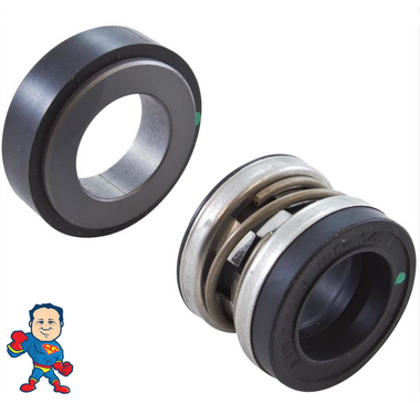 """Shaft Seal, PS-1901, 5/8"""" Shaft, Silicon Carbide PS-200 (BEST)"""