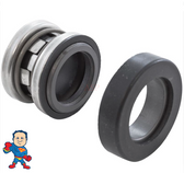 "Shaft Seal, PS-1902, 3/4"" Shaft, Silicon Carbide PS-201 (BEST) Fits Most Vico, Sta-Rite and Power Right Spa Pumps"
