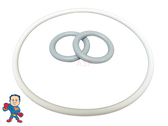 Spa Hot Tub Diverter Valve O-Ring Kit Jacuzzi® Sundance® O-Rings Standard Kit