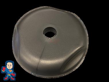 "JACUZZI® Spa Hot Tub Silver Diverter Cap 4"" Wide J Series Premium"