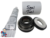 Seal WUA 200 300 400 Spa Hot Tub Pump Wet End Seal Kit fits Guangdong LX Pumps