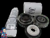 Seal WUA 100 200 300 400 Spa Hot Tub Pump Wet End Seal Bearing Kit fits Intertek LX Pumps