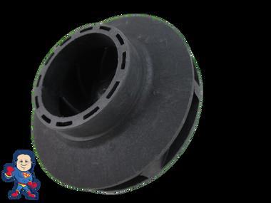 Spa Hot Tub Pump 3HP Impeller fits Intertek LX300 or LP300 56FR WUA Video How To