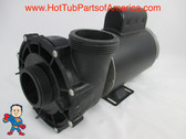 "Spa Hot Tub 56Fr Guangdong LX Pumps 2"" X 2"" 3HP 1 Speed 230V WUA Video How To"