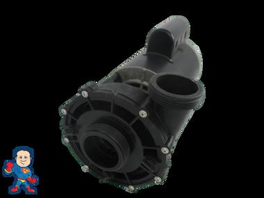 "Spa Hot Tub 56Fr intertek LX Pumps 2"" X 2"" 3HP 2 Speed 230V WUA Video How To"