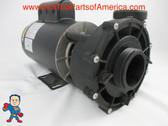 "Spa Hot Tub 56Fr Intertek LX Pumps 2"" X 2"" 3.5HP 2 Speed 230V WUA Video How To"