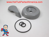 Diverter Valve Spa Gray Hot Tub O-Rings Cap Kit Reinforced Handle How To Video