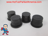 4X Spa Hot Tub Pillow Pin Cups Mounting Cup for Most Pillows Video How To
