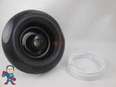 """Nordic Hot Tub Retrofit 5 1/4"""" Jet Black Large VSR Spa How To Video"""