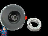 "Jacuzzi® Premium Hot Tub Retrofit 5 1/4"" Jet Gray Power Pro Spa VSR Video How to"