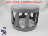 Spa Hot Tub Filter Cap Vane Weir Skimmer Gray Infinity Artesian Keys
