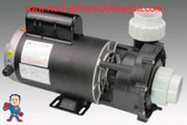 "Spa Hot Tub 56Fr Guangdong LX Pumps 2"" X 2"" 2.0HP 2 Speed 230V  WUA Video How To"