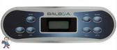 Balboa Spa Hot Tub Topside 7 Button  VL700S Phone Plug Style
