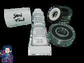 (1) Front Bearing & 200 Seal Pump Parts Kit Fits Most Aqua-Flo Spa Hot Tub Pumps