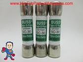 3 X Spa Hot Tub Fuse SC-30 SC30 30 Amp Buss Littlefuse SLC30 Balboa Gecko Lot