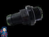 Barbed Bleeder Plug Intertek LX 48 or 56 Frame Wet End Fine Threads Jacuzzi® or Sundance®