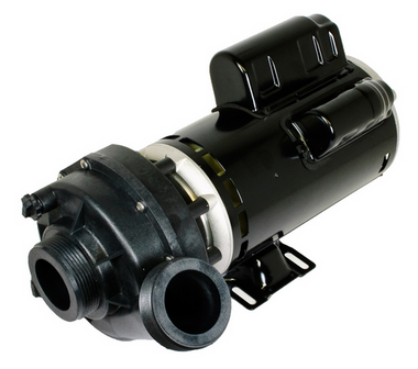 """Complete Pump, Sundance,Jacuzzi ,45 degree , 2.5HP, 230v, 2-spd, 48 frame, 2"""", 1 or 2 speed, 10.7A  NOTE: THIS PUMP WILL NOT FIT ANY OTHER APPLICATION EXCEPT JACUZZI OR SUNDERANCE HOT TUBS WITH 45% DEGREE WET ENDS... DO NOT ORDER FOR ANY OTHER APPLICATIONS...."""