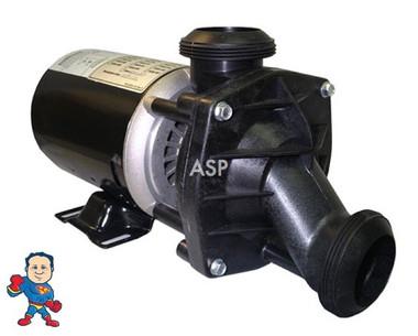 Complete Pump, Jacuzzi ,J-Pump , 120v, 2-spd, 48 frame, J Pump