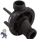 "Wetend, Bath Pump Wet End, Aqua-Flo TMCP, 2.0HP, CD, 48-Frame, 1-1/2""MBT, (Self-Drain)"