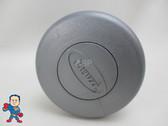 """JACUZZI® Spa Hot Tub Silver  Air Venturi Button 2 3/8"""" J Series Premium"""