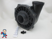 "Waterway Spa Hot Tub Pump Wet End 2"" X 2"" 56 Frame 1 HP Executive Wetend"